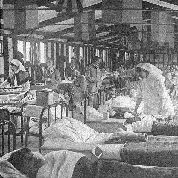 Diseases in WW1