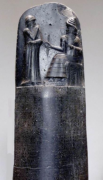 Ancient Sumerian Civilizarion Fantasy Art