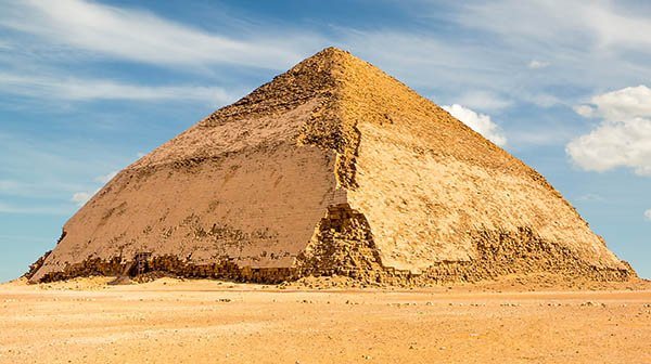 Pyramid of Sneferu - Bent pyramid