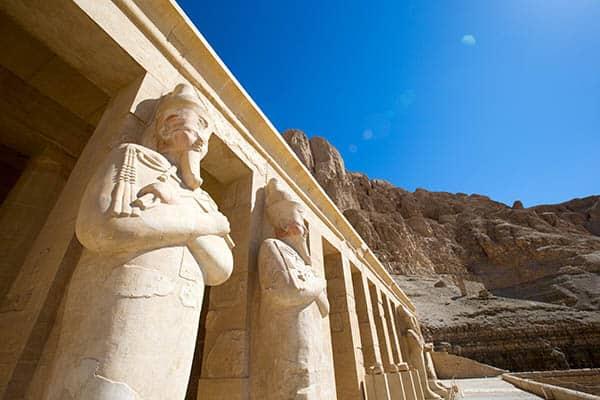Temple of Hatshepsut in Luxor