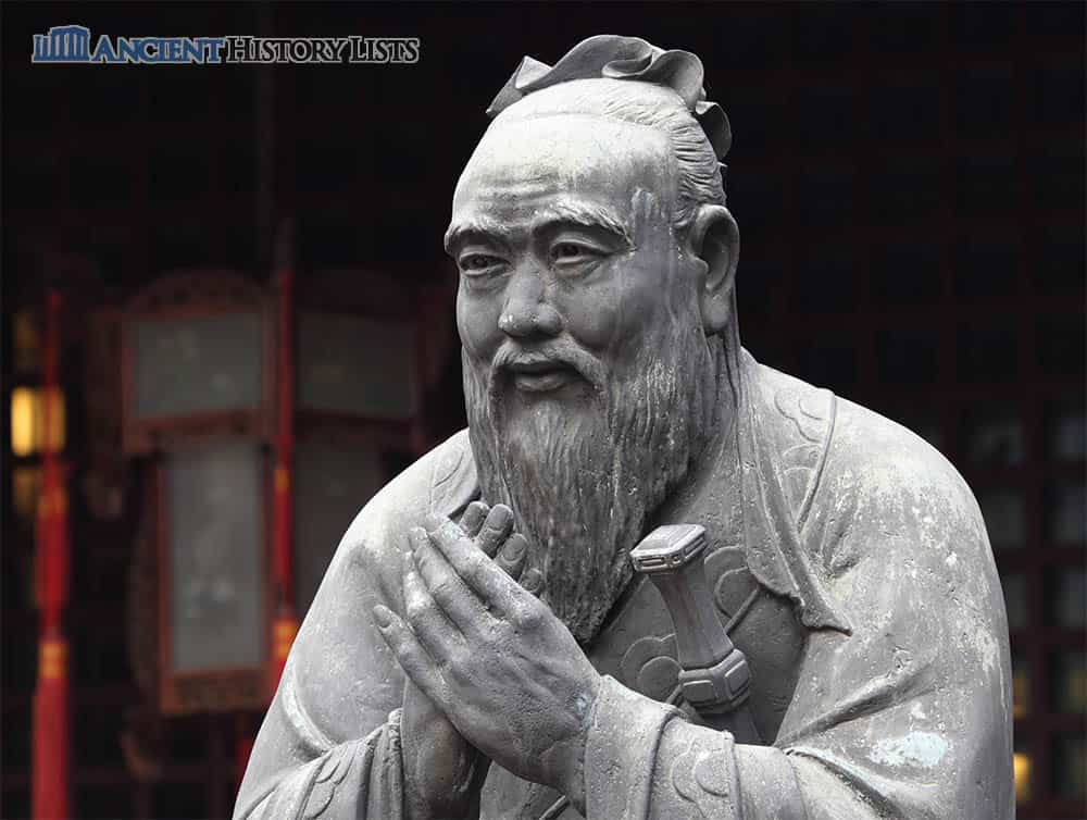 Confucius Father of Confucianism