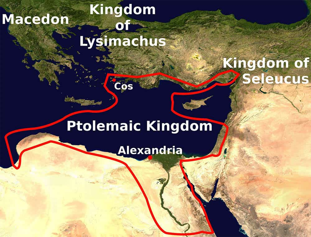 Ptolemaic Empire
