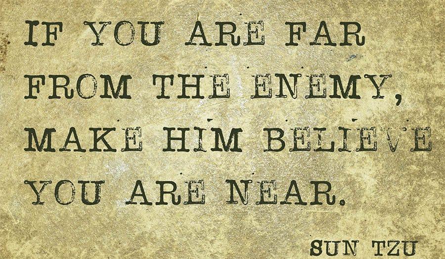 Sun Tzu Quote