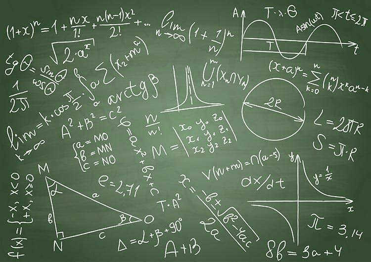 Mathematical formulas Plato