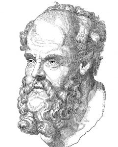 Socrates Drawing
