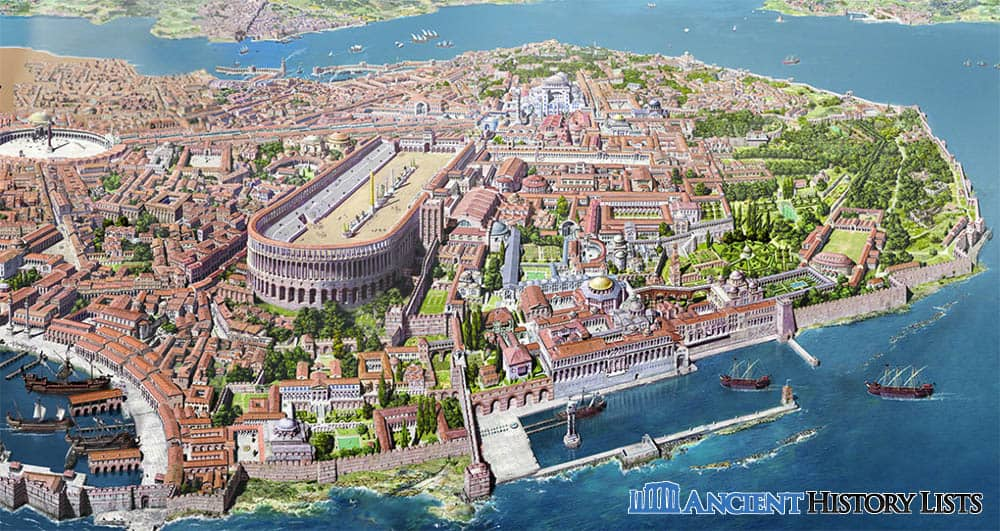 Constantinople Ancient Roman empire