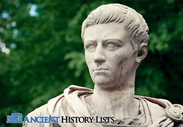 Gaius Caligula Roman Emperor