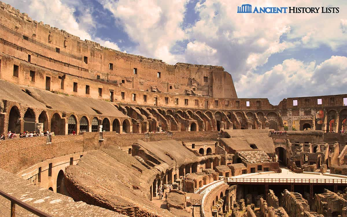 Roman Engineering Colosseum