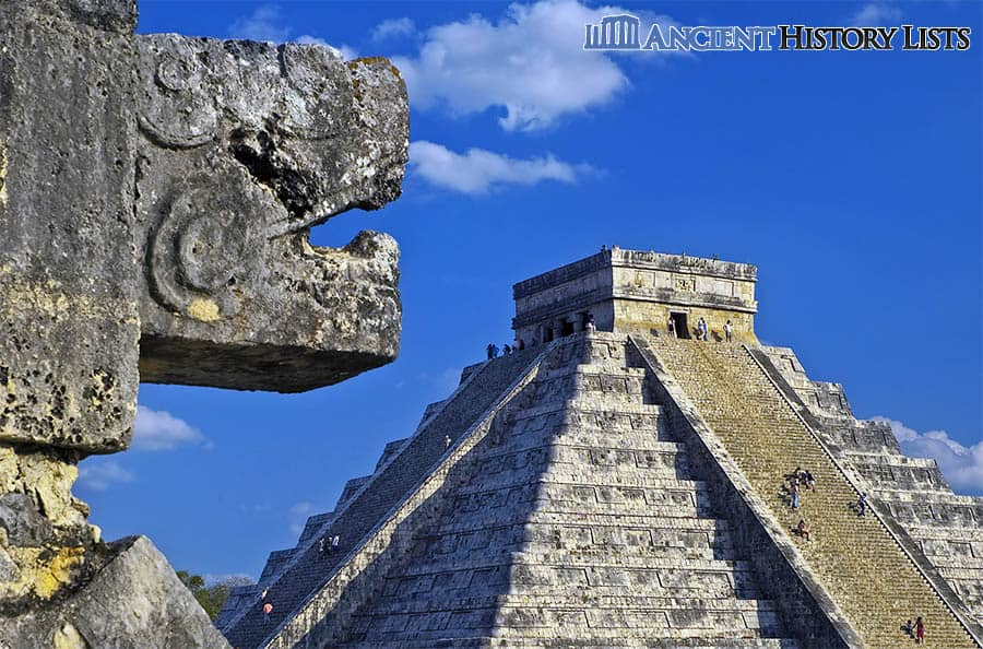 Chichen Itza Ancient Maya