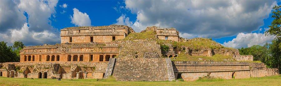 Sayil Palace Maya History