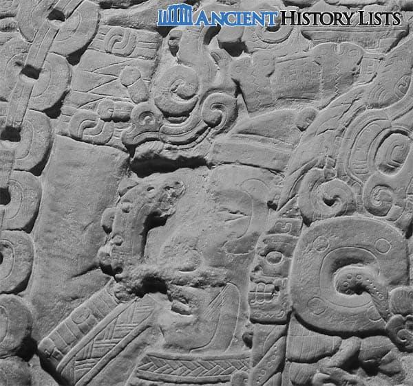 Siyaj K ak Maya Ruler