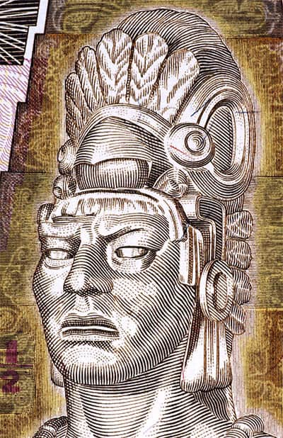 Tecun Uman Maya Leader