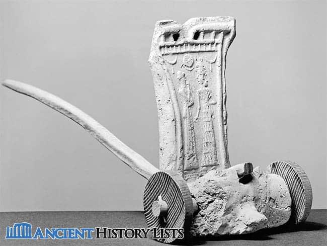Babylonian chariot