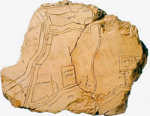City Planning in Mesopotamia