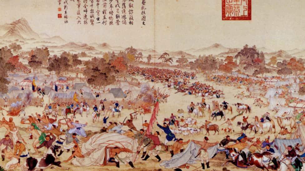 Rise of Mongols
