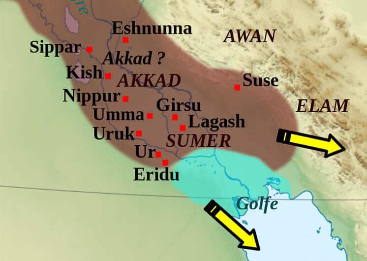 Sumer and Akkad