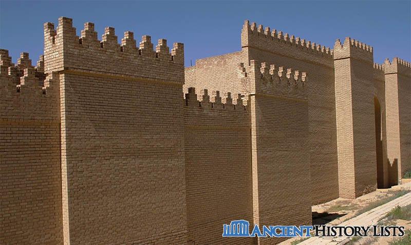 Wall of Babylon